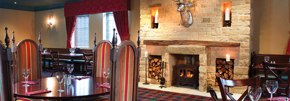 Park Head Hotel, not far from Dowfold House Bed and Breakfast