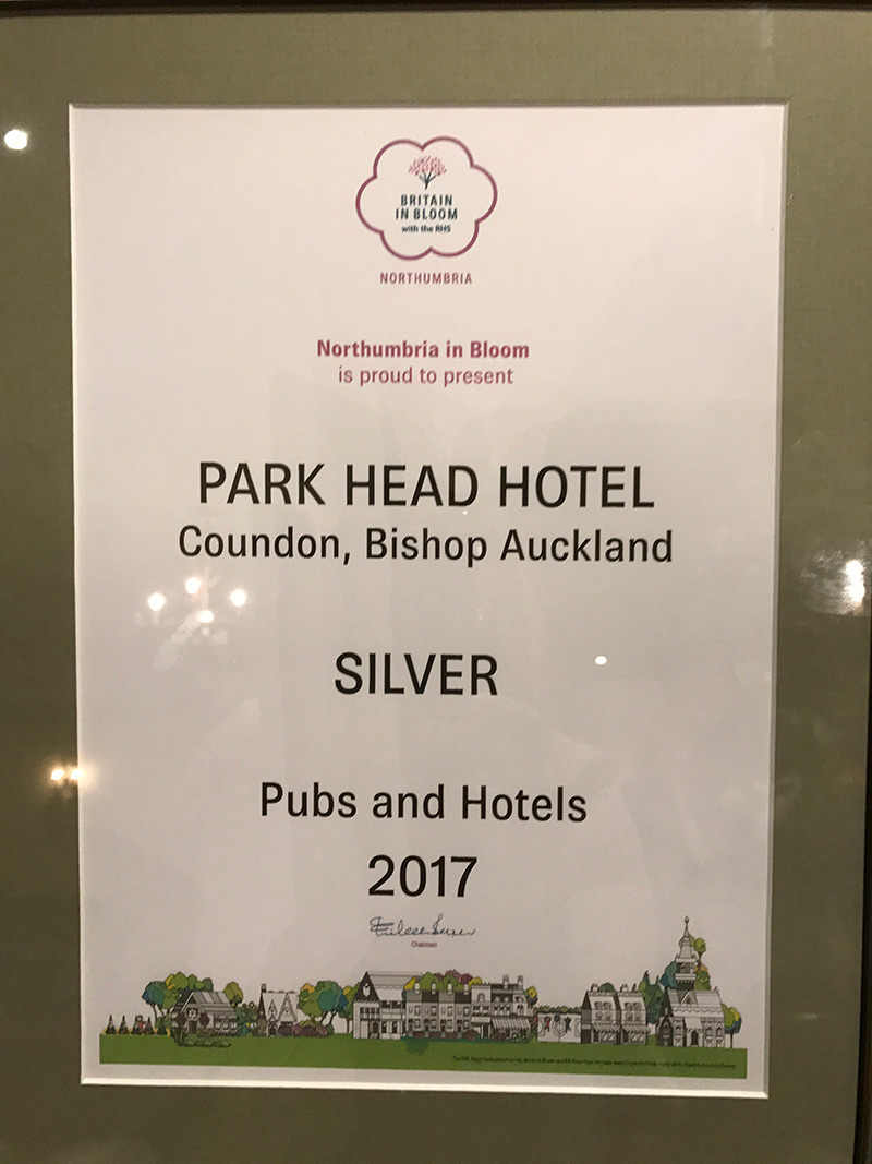 Park Head Hotel Coundon